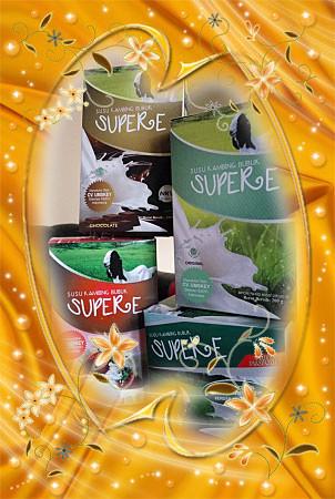 Super E Susu Kambing Etawa 100% Organik Asupan Sunnah Untuk Keluarga
