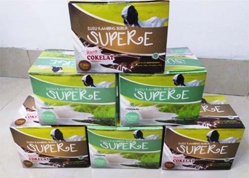 super-e-putih-dan-coklat